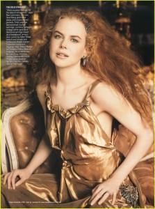 Nicole Kidman - stil vestimentar romantic