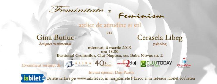 "Femeia moderna – intre ""Feminitate si Feminism"""